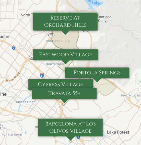 villages map