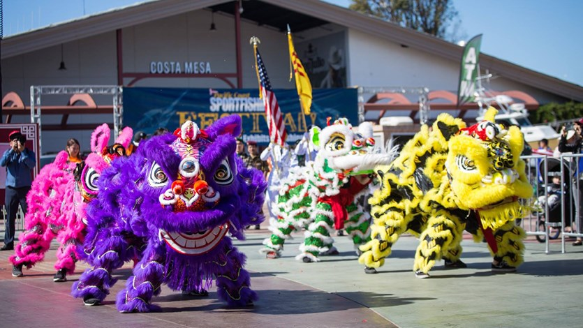 Top 5 Lunar New Year Festivals In Orange County