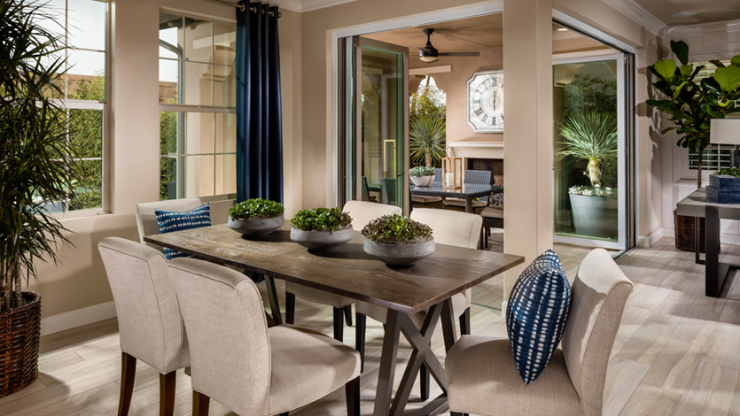 Dining Room | Cressa at Portola Springs