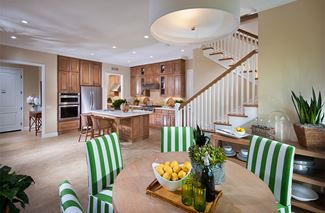 1323 01 PL1 Kitchen Mulberry Cypress IrvineCo. EricFiggePhotography