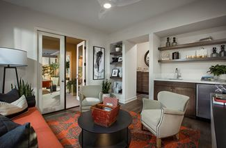 1781 04 PL1 Poker Rm Talise CaliforniaPacificHomes EricFiggePhotos