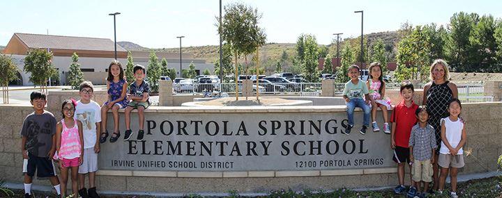 Irvine Schools near Portola Springs | Villages of Irvine